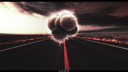 Orbs | Wallpaper by evym