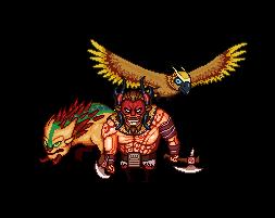 Karroch - the Beastmaster (Dota 2) by wonman321