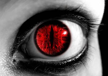Demon's Eyes by Charro666