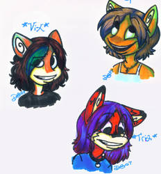 Markerbustsmarkerbusts by SpamtheFox