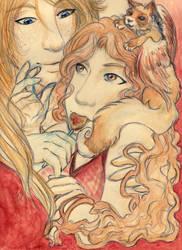 V-Day '10: Myles and Stevane by irk