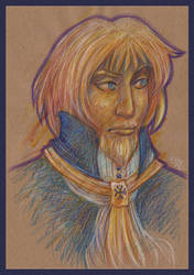 Mitheoni Portrait by irk