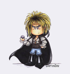 Jareth by DarthxErik