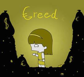 7 deadly sins: Greed by Nexils