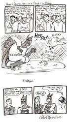 Angry Batman 28 by Ofelan