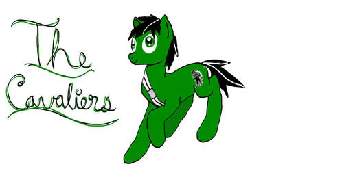 Cavaliers Pony by Mikkiizawierdo