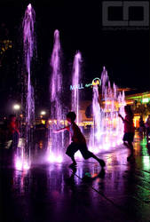 fountain play by countocram