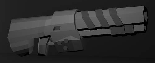 Erick's Gun - Avali - From m1n1cat by Apple303