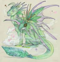 Indica-colored sketch by fringe-god