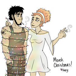 MEREK CHRISTMAS by Christy-off