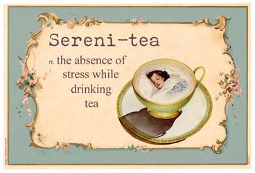 Sereni-tea by duVallonFecit