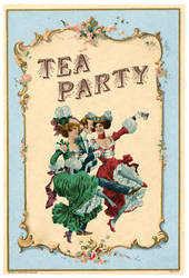 Tea Party by duVallonFecit
