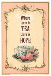 Tea Hope by duVallonFecit