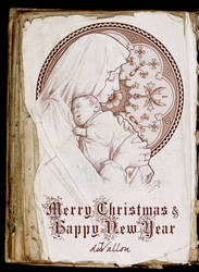 Merry Christmas by duVallonFecit