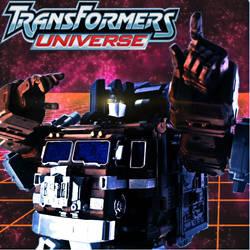 Transformers Universe poster by HuskerLethalDesign