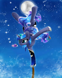 Another trivial night by Lyra-senpai