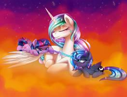 MY Momlestia! by Lyra-senpai