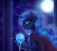 Blue Wish by Lyra-senpai
