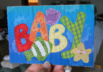 fishy baby by Chibiche