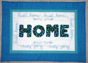 Home Sweet Home by Chibiche