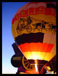 Wells Fargo Balloon by shadowbane