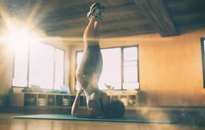 Yoga by cthuluh