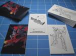 Business Card Design - 1 by PlasmaFire3000