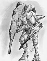 The Mecha Sketchbook - 26 by PlasmaFire3000