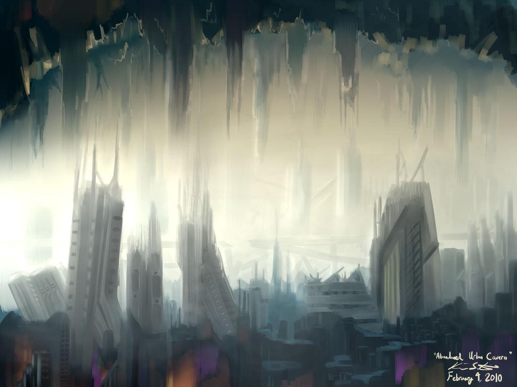 Color Study - 5 by PlasmaFire3000