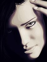 Adriana Lima by 2mass