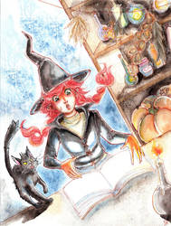 Witchcraft by Sushili