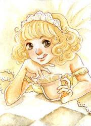 Hot Milk by Sushili