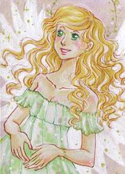 Rosebud Angel by Sushili