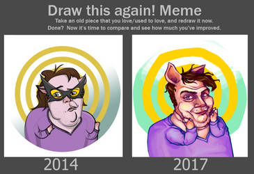 draw this again 03 by BuduFamousPosleDeath