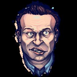 Nevelny (Alter Ego Alexey's Navalny) by BuduFamousPosleDeath