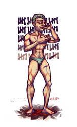 Hypertrophus by BuduFamousPosleDeath