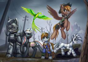 Fallout: Equestria by Setharu