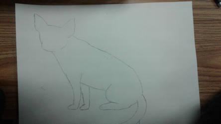 Gingy Body Sketch by YeetYeetSkeet