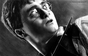 The Chosen One: Harry close up by Jon-Snow