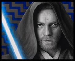 Master Obi-Wan Kenobi by Jon-Snow
