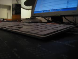 My desk by simonszu