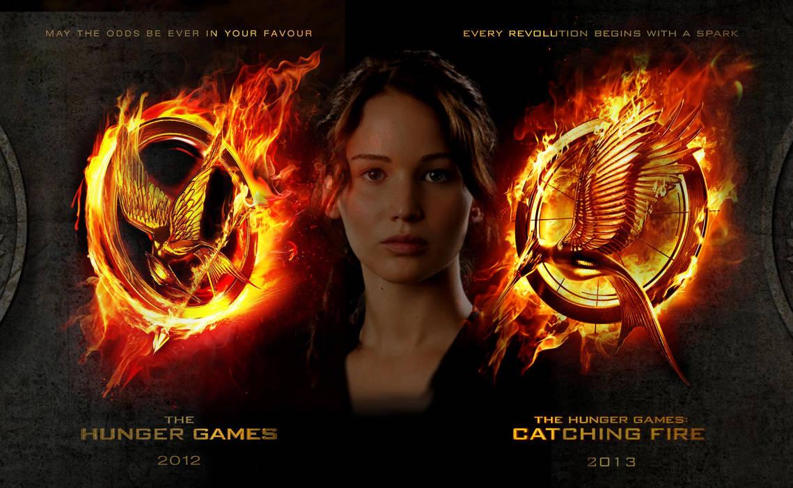 Hunger Games Catching Fire Wallpaper By Moowen96 On Deviantart
