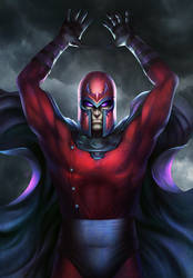 Magneto by megurobonin