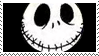 Jack Skellington by Claire-stamps