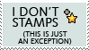 Just an exception by Claire-stamps
