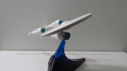 NCC-1701 Star Trek Alternate Timeline 02 by WozNick