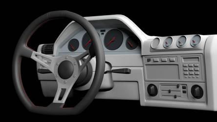 E30 Restart (interior) by lietuvis2008