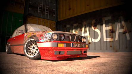 BMW E30 by lietuvis2008