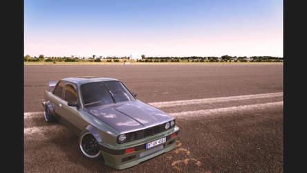 BMW 3Series by lietuvis2008