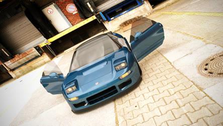 Honda Test by lietuvis2008